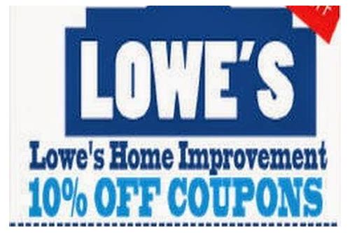 lowes coupon code renovo
