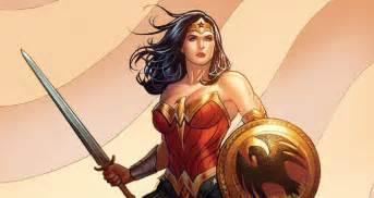 imágenes de wonder woman comics ha sido descubierto el violento origen de wonder woman de