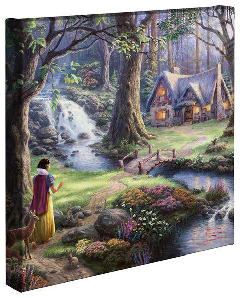 snow white discovers the cottage snow white discovers the cottage 14 x 14 gallery