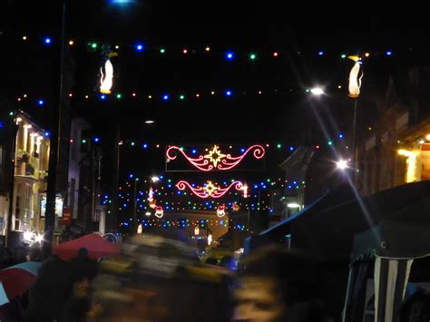 christmas lights switch on newport pagnell sat 28th nov
