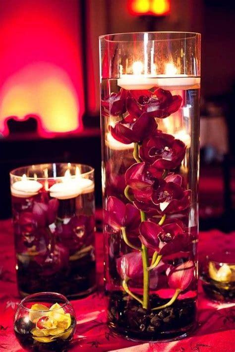 centros mesa 15 anos flores agua (10)   Ideas para Fiestas