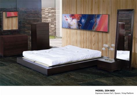 zen bedrooms mattress review zen king size bed zen beverly hills furniture king size
