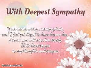 sympathy card messages and wordings wordings and messages
