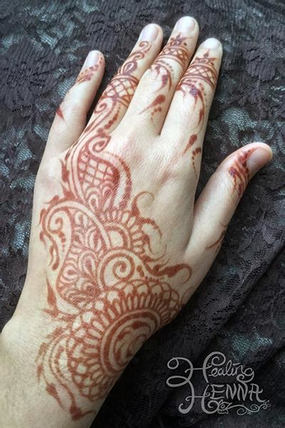 healing henna san francisco bay area henna tattoos