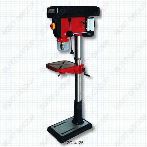 China 17 Quot Drill Press Stand Type 750w Zqj4125 China