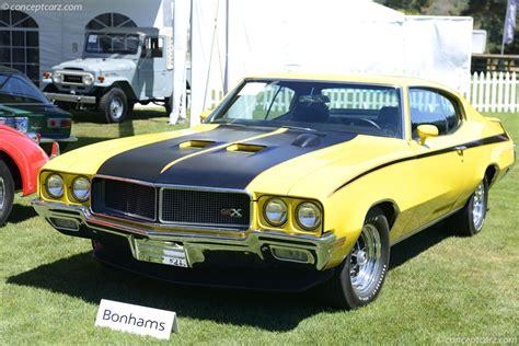 1970 buick gsx sub series gran sport 455 series 44600