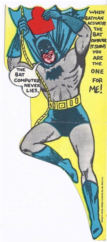 1966 batman valentines andertoons batman s day card comics