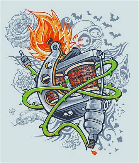 tattoo machine flash tattoo machine flickr photo sharing