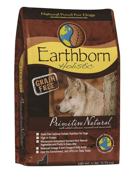 earthbound food earthborn holistic primitive food 5 lb pughtown agway