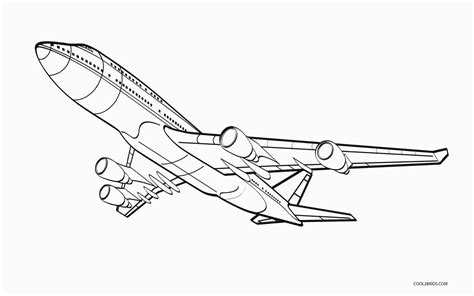 airplane coloring page cute private free coloring page