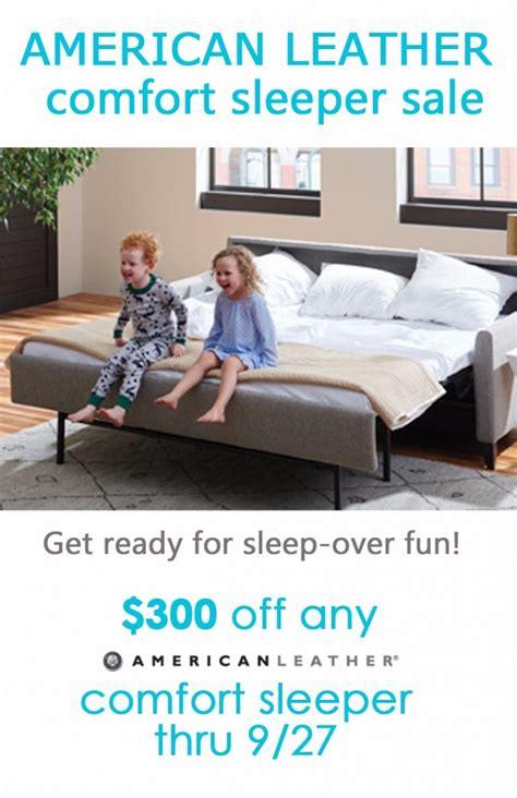 Comfort Sleeper Sale by Breckin Comfort Sleeper By American Leather Breckin Best