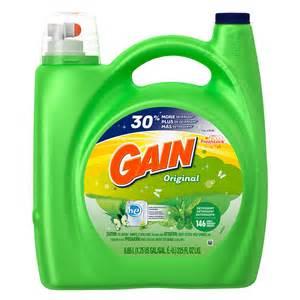 gain he original liquid laundry detergent 225 oz 146