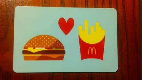 Mcdonals Gift Card - free 5 mcdonalds gift card gift cards listia com auctions for free stuff