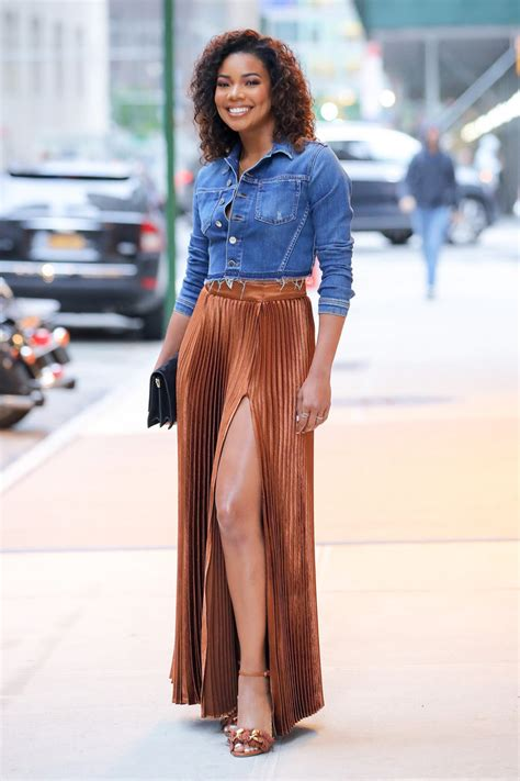 Style Gabrielle Union Fabsugar Want Need by Gabrielle Union Wearing Trends Pictures To Pin On