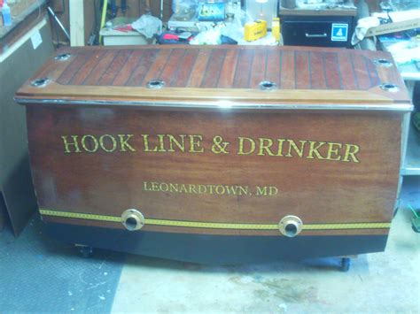 boat stern bar for sale home bar that looked like a boat transom the hull truth