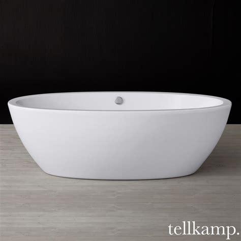 freistehende ovale badewanne freistehende badewanne oval dz76 hitoiro