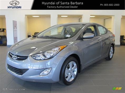 2013 harbor gray metallic hyundai elantra gls 65480903 gtcarlot car color galleries
