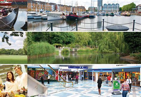 thames clipper surrey quays marine wharf east london property
