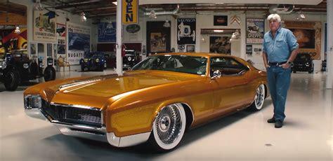 buick riviera custom 1966 buick riviera stops by leno s garage