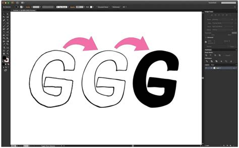font design using illustrator how to create a font superb tools and tutorials
