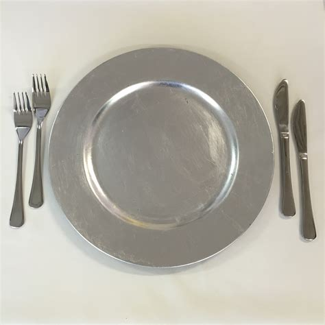what are charger plates for silver charger plate harbourside decorators