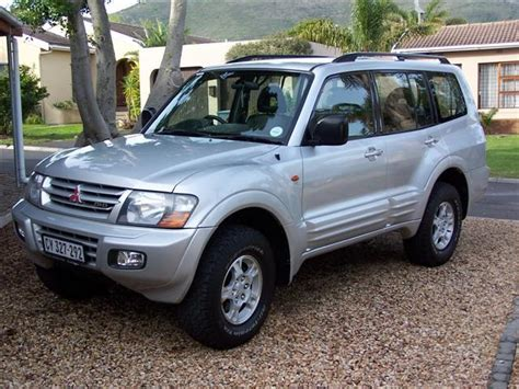 how it works cars 2001 mitsubishi pajero parental controls 2001 mitsubishi pajero photos informations articles bestcarmag com