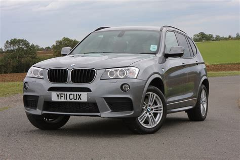 2011 bmw x3 review bmw x3 review parkers