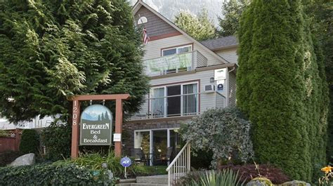 evergreen bed and breakfast evergreen bed and breakfast in hope bc for 95 the