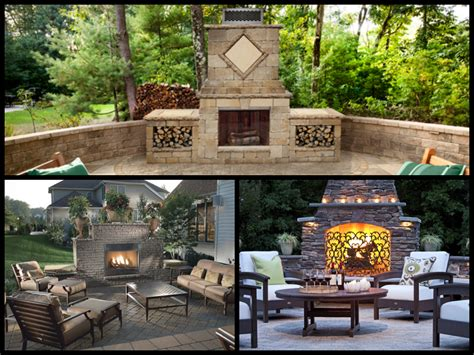 Fireplace Deck by How To Stay Safe With Your Outdoor Fireplace Firepit