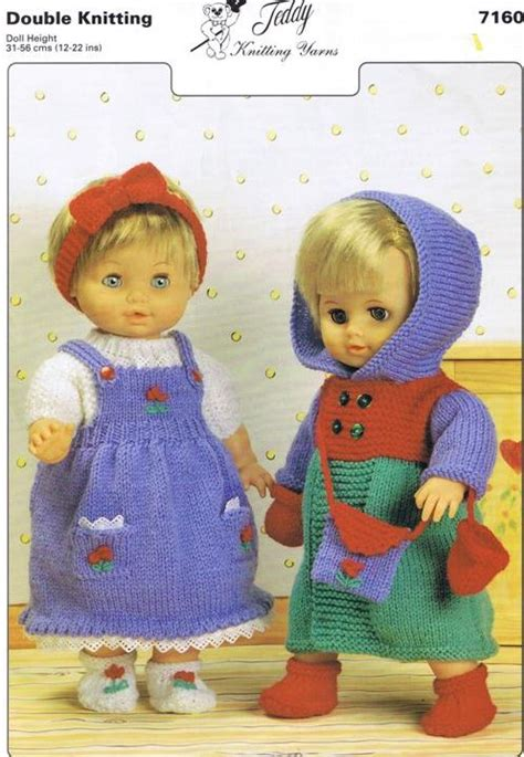 doll knitting pattern free knitted headband pattern and shoes for 10 to 22 inch doll