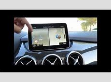 Mercedes Benz B-Klasse (Facelift 2014): Navigationsystem ... B 200 Mercedes 2011