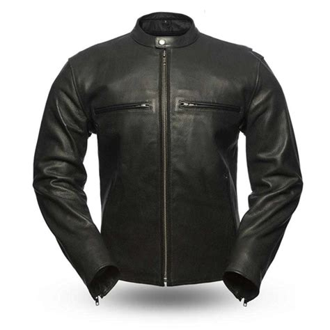 perforated leather motorcycle jacket perforated leather motorcycle jacket lightweight