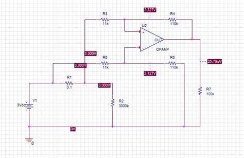 op integrator circuit pspice op integrator circuit pspice 28 images light sensing ldr op circuit simulation help