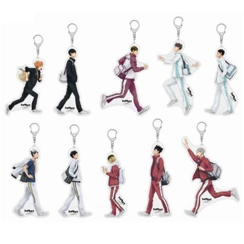 Sling Bag Hinata jump festa 2016 exclusive goods haikyuu acrylic keychain