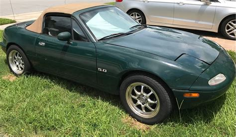 mazda cars for sale ford engine 1991 mazda miata replica kit for sale