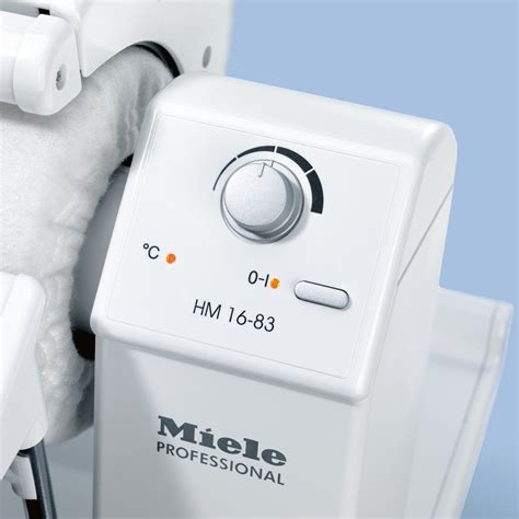 Hm 8 Iron 3in1 miele hm 16 83 rotary iron ironer order now
