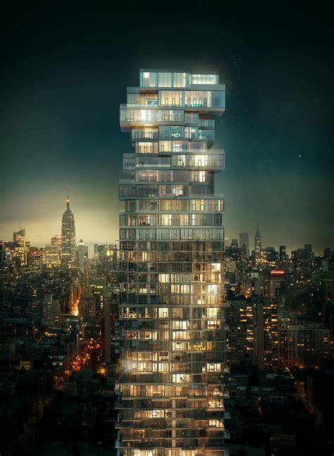 leonard street unique design defining  york skyline architecture beast
