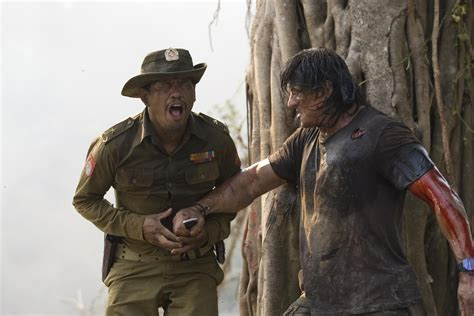 Sylvester Stallone In Rambo 4 by Sylvester Stallone Says Rambo 5 Will Be Set In The Jungles