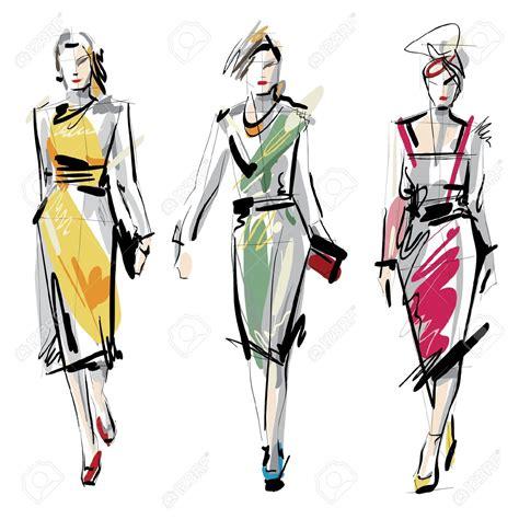 fashion clipart fashion clipart sketch pencil and in color fashion