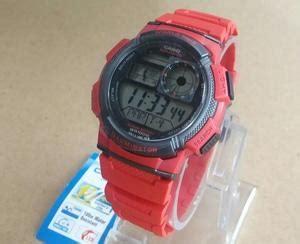 Jam Tangan Casio Original Ae1000 1 harga jam tangan casio illuminator ae 1000 original