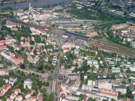 neustadt dresden file dresden luftbild bhf neustadt albertplatz jpg