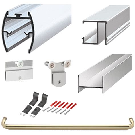 Shower Door Extrusions Us Horizon Sliding Shower Enclosure K D Kits And Components