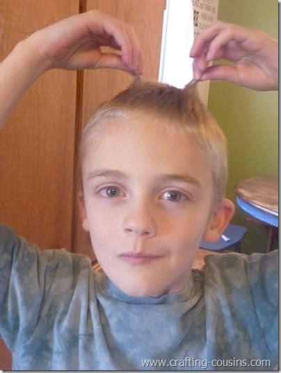 boys haircut tutorial crafty cousins how to cut a little boy s hair