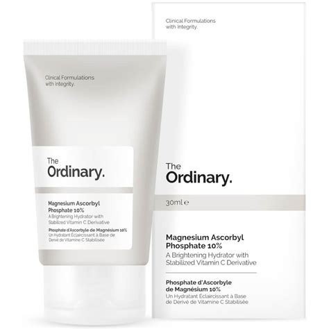 The Ordinary High Spreadibilty Fluid Primer 30 Ml the ordinary magnesium ascorbyl phosphate solution 10 30ml reviews free shipping lookfantastic