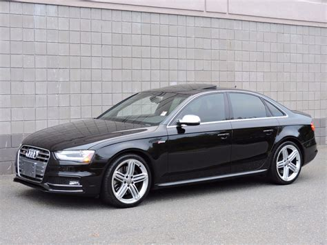 Audi S4 2013 used 2013 audi s4 premium plus at auto house usa saugus