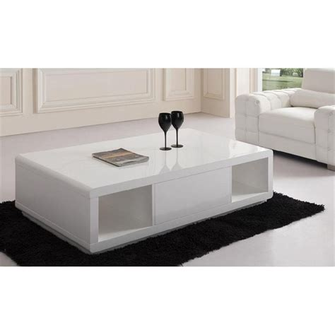 Table Basse Blanc Laqué 359 by Best Table Basse Laqua Blanc Pictures Awesome Interior