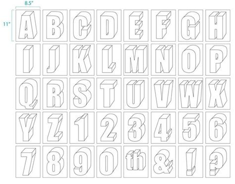 how to draw 3d letters how to draw 3d block letters step by step letters exle 1296