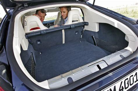 Panamera Kofferraum by Die Neue Businessclass Von Porsche Autobild De