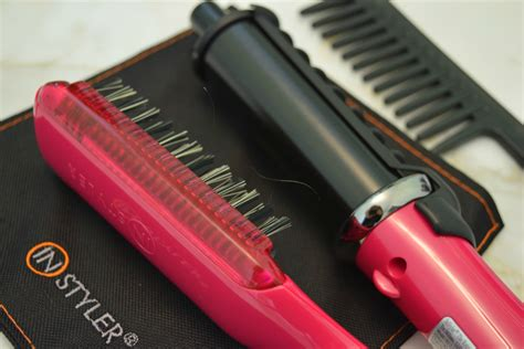 Instyler Hair Styler Reviews by Instyler Hair Styling And Fashion Tech