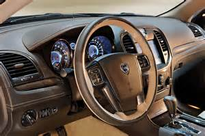 Lancia Thema Interior Interior Photos Of Lancia S Version Of The Chrysler